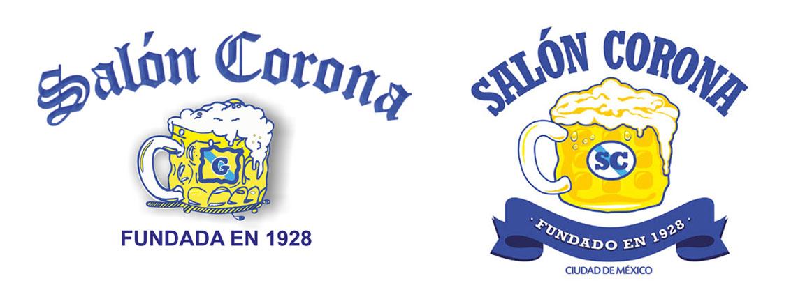 Logo Salón Corona
